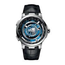 Ulysse Nardin Moonstruck Platinum 46mm Blue