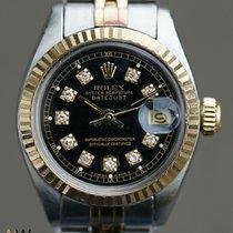 Rolex Lady-Datejust Preto