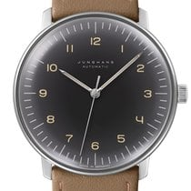 Junghans max bill Automatic Steel 38mm Grey