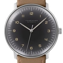 Junghans max bill Automatic 027/3401.00 New Steel 38mm Automatic
