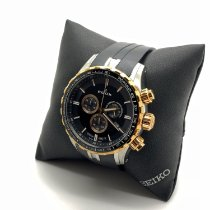 Edox Grand Ocean Steel 45mm Black