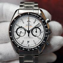 Omega Speedmaster Racing Steel White No numerals United States of America, Florida, Orlando