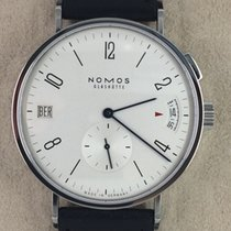 NOMOS Tangomat GMT 635 new