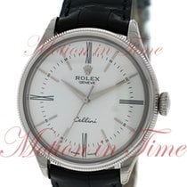 Rolex 50509 wbk White gold Cellini Time 39mm pre-owned United States of America, New York, New York