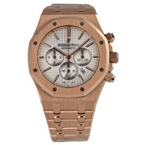 Audemars Piguet AP Royal Oak Chronograph 41 Rose Gold UNWORN