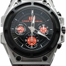 Linde Werdelin Steel 46mm Automatic Spidospeed pre-owned United States of America, Florida, Naples