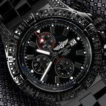 Breitling Super Avenger Steel 43mm Black United States of America, New York, New York
