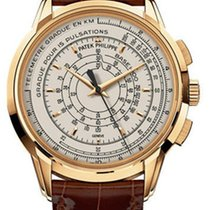 Patek Philippe 5975J-001 Multi-scale Chronograph 5975J in...