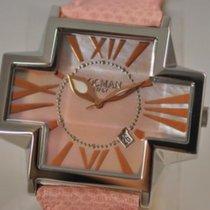 Locman Женские часы 37mm Кварцевые новые Часы с оригинальными документами и коробкой