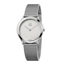 ck Calvin Klein Steel 35mm Quartz K3M2212Y new