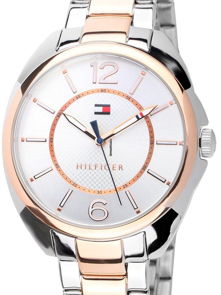ac94156c98 Női Tommy Hilfiger órák árai | Női Tommy Hilfiger órák vásárlása és  összehasonlítása a Chrono24-en
