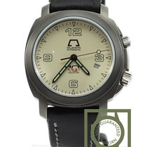 Anonimo Millimetri Drass 10anni ivory dial opera meccana 2000 NEW