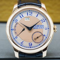 F.P.Journe Octa Automatique Reserve Rose Gold MOP Dial (27043)