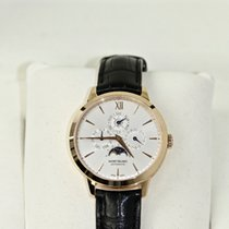 Montblanc Rose gold Automatic Silver 39mm new Heritage Spirit