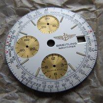 Breitling Dial for Old Navitimer II , Gold + Steel