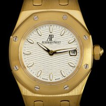 Audemars Piguet Royal Oak Lady Yellow gold 33mm Silver United Kingdom, London
