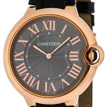 Cartier Ballon Bleu 40mm 40mm Cерый