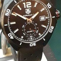TAG Heuer Formula 1 Calibre 6 Acier 40mm Noir Sans chiffres