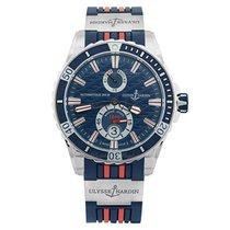 Ulysse Nardin Diver Chronometer 263-10-3R/93 new