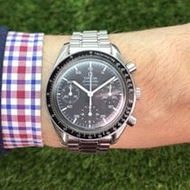 Omega 35105000 Stahl Speedmaster Reduced 39mm