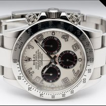 Rolex Chronograph 40mm Automatic 2012 pre-owned Daytona White