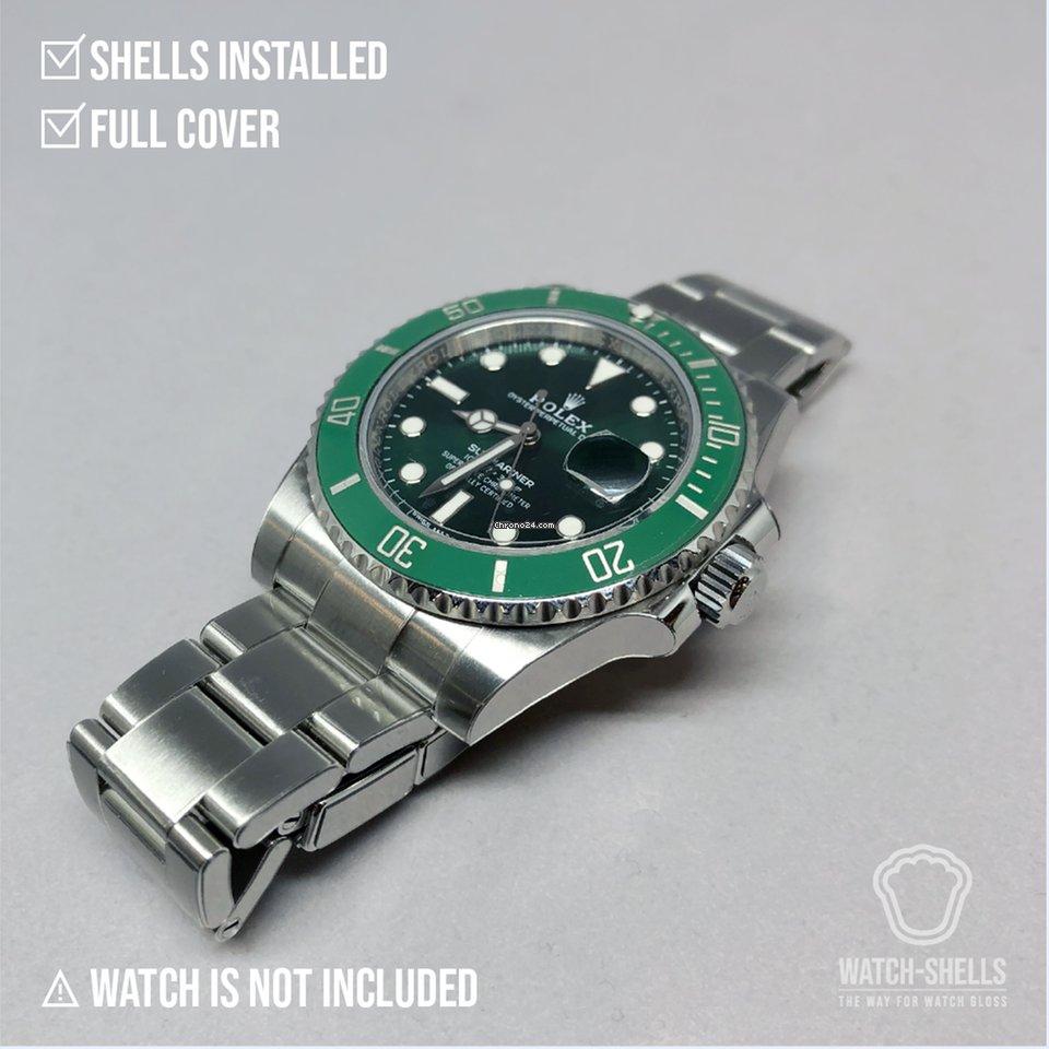 Rolex Scratch Protectors For Submariner Ceramic 116610LV Fur 86 EUR Kaufen Von Einem Privatverkaufer Auf Chrono24