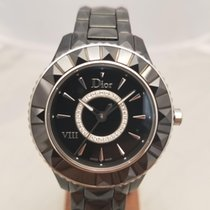Dior Ceramic Quartz 33mm new VIII