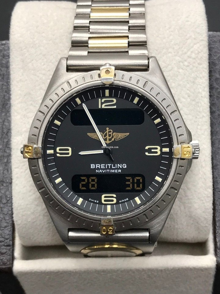Breitling Aerospace - все цены на Chrono24 699ec48db2466