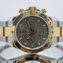 Rolex Daytona Gold/Steel 40mm Grey United Kingdom, Essex