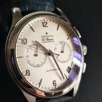 Zenith Steel 40mm Automatic 03.0510.4002/01.C492 pre-owned Singapore, Singapore