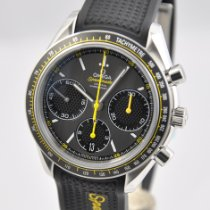 Omega Speedmaster Racing Stal 40mm Szary