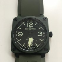 Bell & Ross 42mm Automatic BR 03-92 - CK - 01446 new United Kingdom, GREAT HALLINGBURY