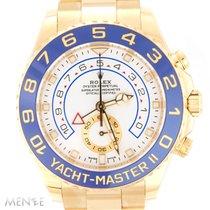 Rolex Yacht-Master II nuevo 2019 Automático Reloj con estuche y documentos originales 116688