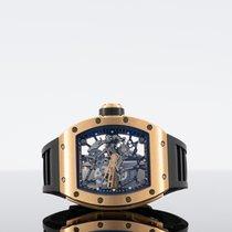 Richard Mille Ruzicasto zlato 48mm Rucno navijanje RM035 nov