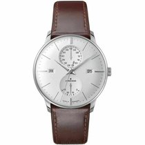 Junghans Meister Agenda Steel 40.4mm Silver United States of America, New Jersey, Cherry Hill
