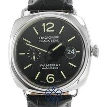 Panerai PAM 00287 Acero 2008 Radiomir Black Seal usados