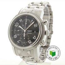 Hermès Clipper Stahl 44mm Arabisch