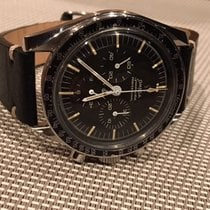 Omega Speedmaster Professional Moonwatch OMEGA Speedmaster 105012 66 Very good Steel 41mm Manual winding