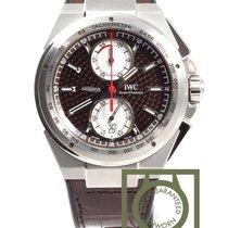 IWC Ingenieur Chronograph Acier 45mm Brun