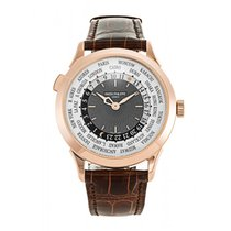 Patek Philippe 5230R Rose gold 2019 World Time pre-owned