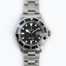 Tudor Submariner Steel 40mm Blue No numerals United States of America, New York, New York