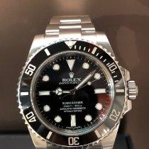 Rolex Submariner (No Date) 114060 Foarte bună Otel 40mm Atomat