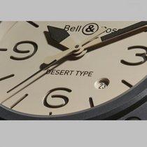 Bell & Ross Ceramic 42mm Automatic BR0392-DESERT-CE new