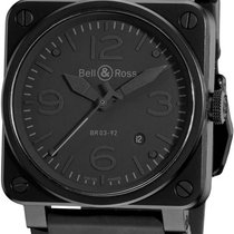 Bell & Ross BR 03 Steel Black United States of America, New York, Brooklyn