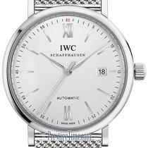 IWC IW356505 Steel 2021 Portofino Automatic 40mm new United States of America, New York, Airmont