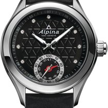 Alpina Geneve Horological Smartwatch AL-285BTD3C6 Damenarmband...
