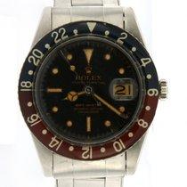 Rolex | GMT Master Bakelite Bezel,ref.6542, tropical dial
