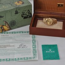 Rolex Day-Date, or jaune avec boîte, coffret et papiers