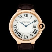 Cartier Ballon Bleu 40mm new 2017 Automatic Watch with original box and original papers W6920083