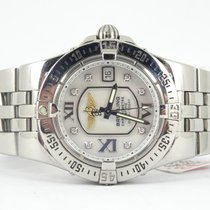 Breitling Starliner MOP dial